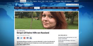 Julia Skripalová odmítá pomoc Ruska