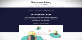 """Svůdnost smyšlených zpráv, lží a """"Fake News"""""""