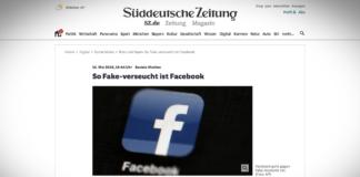 Jak zamořený je Facebook?