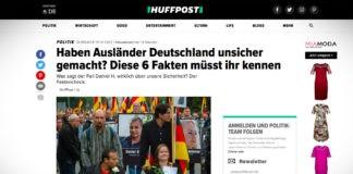 Je Německo kvůli uprchlíkům méně bezpečné? 6 faktů.