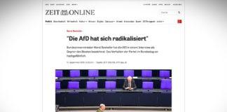 """Horst Seehofer: """"AfD se radikalizovala"""""""