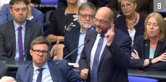 Reakce Martina Schulze na Gaulandovu řeč ve Spolkovém sněmu