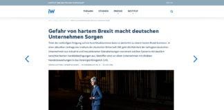 Německé firmy počítají s tvrdým brexitem