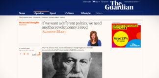 Pokud chceme jiné politiky, potřebujeme jiné revolucionáře: Sigmunda Freuda