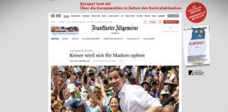 Juan Guaidó: pro Madura se nikdo neobětuje