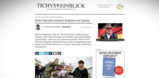 MDŽ, Boris Reitschuster, Berlín a Rusko