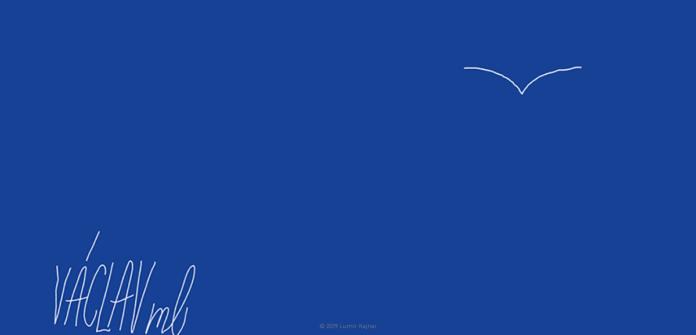 Grafická glosa Lumíra Kajnara: Vyloučení