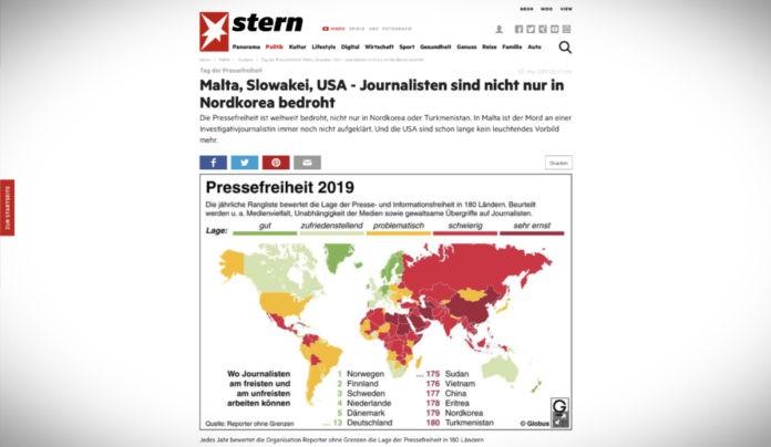 Malta, Slovensko, USA - novináři nejsou ohrožováni jen v Severní Koreji