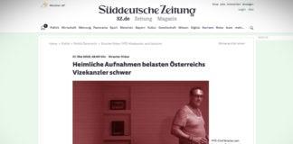 Rakouský vicekancléř Strache si na videonahrávce domlouval financování z Ruska