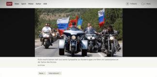Putinovy kontroverzní motorkáři: kdo jsou tzv. Noční vlci?