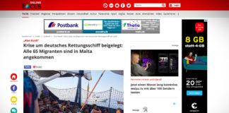 Humanitární krize ve Středozemním moři pokračuje