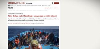Více záchranářů, více uprchlíků - proč to není pravda?