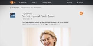 Von der Leyenová chce prosadit reformu evropských azylových pravidel