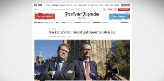 Hackeři napadli investigativní skupinu Bellingcat