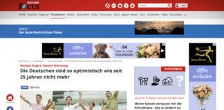 Méně obav, lepší nálada: optimismus Němců dosáhl 25letého maxima