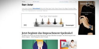 Začíná divadlo impeachmentu