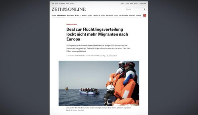 Dohoda o přerozdělování uprchlíků více migrantů nepřilákala
