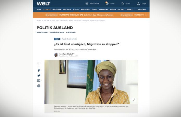 Zastavit migraci je téměř nemožné