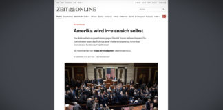 Amerika šílí sama ze sebe
