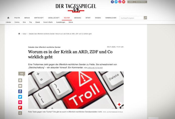 Kritika ARD, ZDF a spol. - o co jde ve skutečnosti?