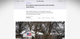 Další experiment si už USA nemohou dovolit