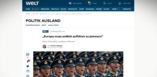 """Mnichovská bezpečnostní konference: """"Evropa musí konečně přestat naříkat"""""""