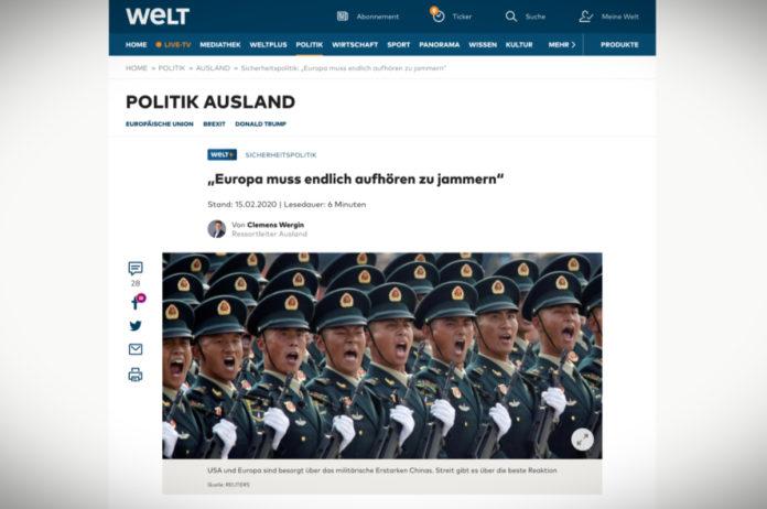 Mnichovská bezpečnostní konference: