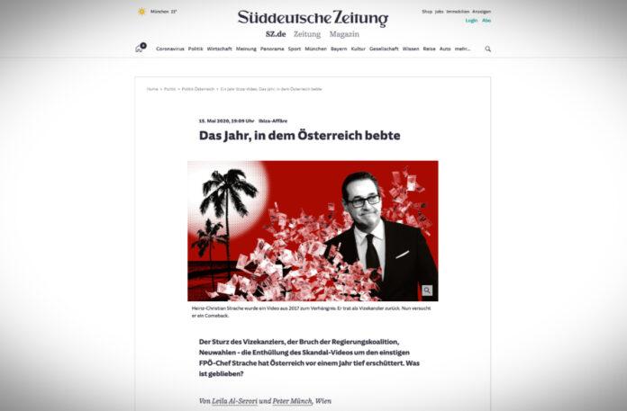 Rok, který otřásl Rakouskem