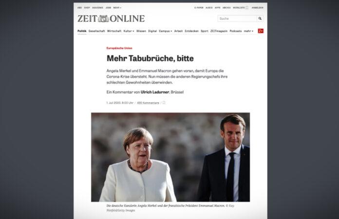 Německo přebírá předsednictví Rady EU